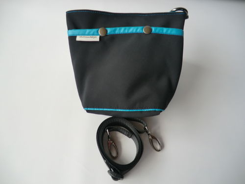 "Gassi to go Tasche "" Blacky """